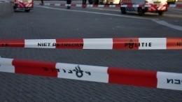 Взрыв прогремел напочте вАмстердаме
