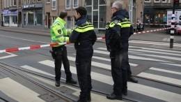 Второй взрыв подряд прогремел вофисе почтовой службы вАмстердаме