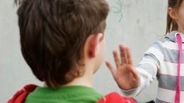 Школьник избил юную модель итанцовщицу вМоскве
