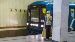 Москвич сломал женщине палец вовремя драки вметро
