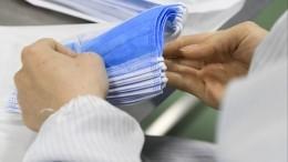 Петербургских оптовиков обвинили всговоре при продаже медицинских масок