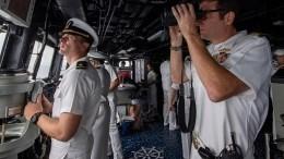 Американские транспортные корабли назвали «ржавыми консервными банками»