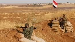 Песков: целью сирийских войск вИдлибе являются боевики, анеграждане