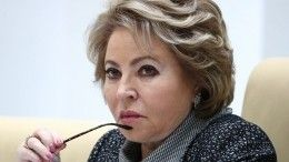 Матвиенко рассказала овозможных изменениях работы Совета Федерации после поправок вКонституции