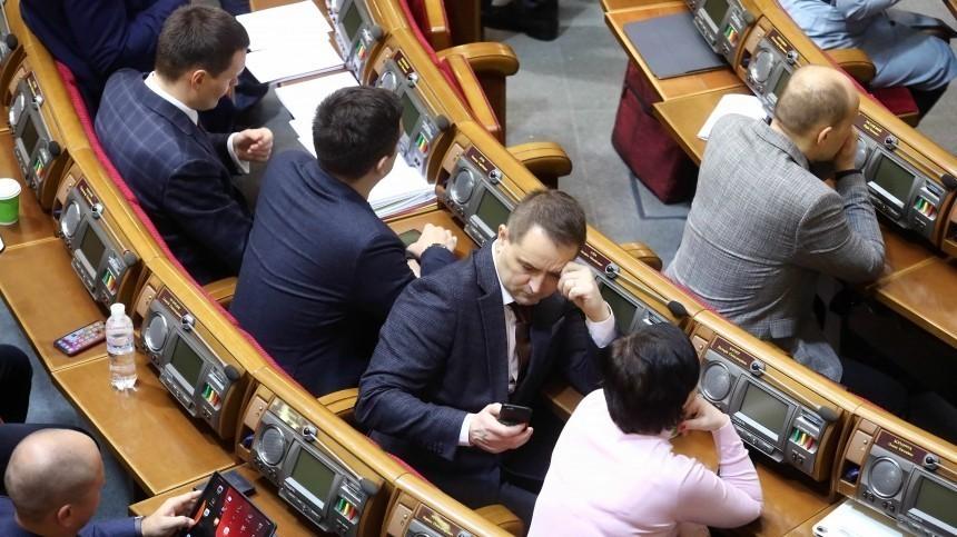 ВРаде приняли решение оневозможности поставок воды вКрым «доего деоккупации»