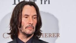 Пользователи сети пытаются найти Киану Ривза на«лучшем селфи «Оскара-2020»