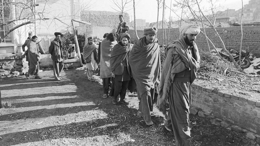 Фотофакты: 31 год после вывода войск изАфганистана