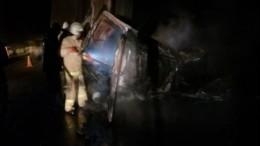 Пять человек погибли вогненном ДТП вТамбовской области
