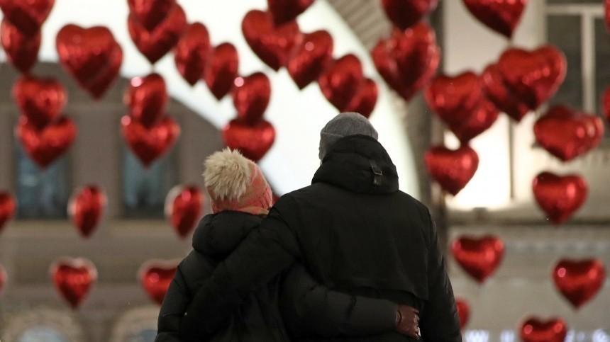 Назван ТОП самых популярных подарков коДню святого Валентина