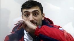 Кокаин нашли ванализах напавшего наросгвардейца боксера Кушиташвили