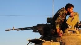 ВМинобороны РФопровергли сообщения Турции опотерях армии Сирии