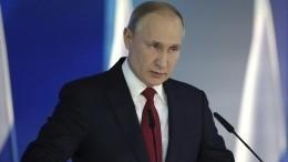 Путин указал Зеленскому нанедопустимость искажения истории Второй мировой войны