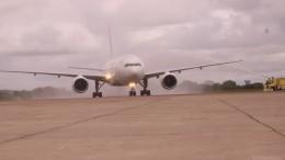 Шасси вспыхнуло уBoeing-737 после посадки ваэропорту Дюссельдорфа