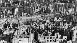 Рукотворный адназемле: 75 лет содня бомбежки Дрездена