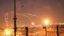 Военная база сил коалиции подверглась вероятному ракетному удару вБагдаде