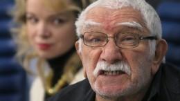 Цымбалюк-Романовская простилась сДжигарханяном перед телекамерами