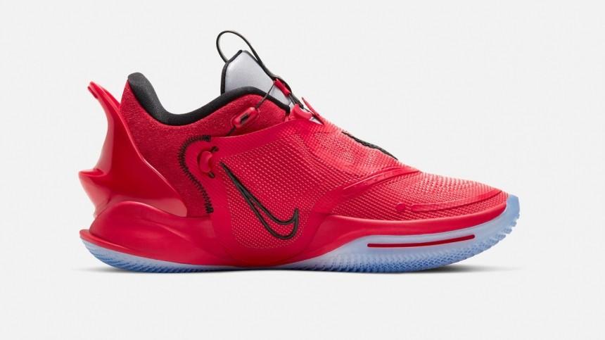 Nike презентовала новую версию «умных» кроссовок