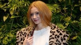 «Ангел»: Ходченкова показала новый снимок без макияжа