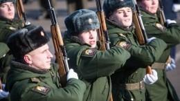 ВСмоленской области устроили парад для одного ветерана ВОВ