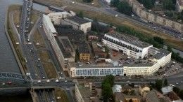 Деловой комплекс ипарк появится наОхтинском мысе вПетербурге