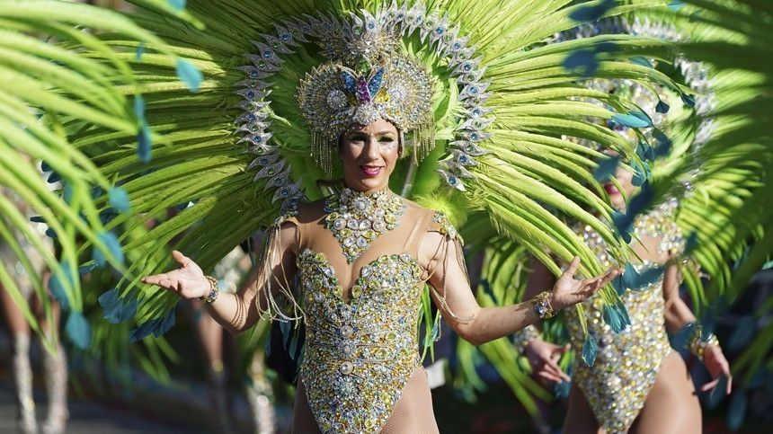 Фотофакты: Красочный карнавал вНицце
