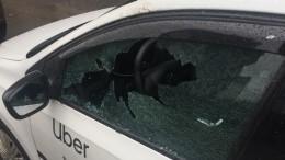 ВЛенобласти неизвестные обстреляли припаркованные автомобили
