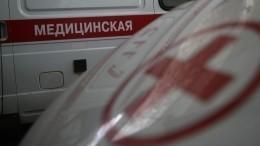 Машина «скорой» стремя беременными пациентками перевернулась вБашкирии