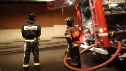 Три человека погибли при пожаре вКургане