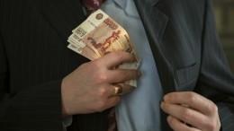 Двоих полицейских вЛенобласти подозревают вполучении взятки в3,8млн рублей