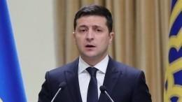 Зеленский назвал артиллерийский обстрел ЛНР «достойным отпором»