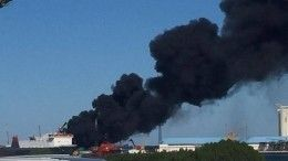 Армия Хафтара заявила обуничтожении впорту Триполи турецкого судна