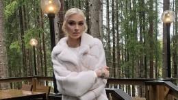 «Как урэперов»: Алена Шишкова исправит прикус каппами сбриллиантами