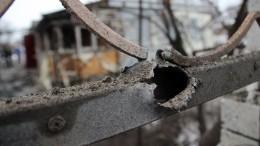 ВСУ оставили ряд позиций вДонбассе после артиллерийского обстрела ЛНР