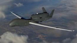 Военные самолеты США десять часов вели разведку учерноморских границ РФ