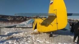 Увеличилось число пострадавших при жестком приземлении самолета вМагадане