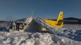Названа предварительная причина жесткой посадки Ан-2 вМагадане