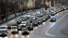 Заэкологию— против автомобилистов: владельцев старых авто небудут пускать вцентр больших городов