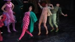 Опера «Манон» вернулась насцену Московского музыкального театра