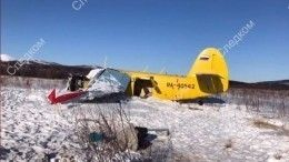 Пофакту жесткой посадки самолета АН-2 вМагадане возбуждено уголовное дело