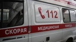 ВКрасноярске водитель чуть незадавил журналиста из-за интервью