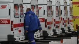 Спускавшийся попростыням мужчина сорвался сседьмого этажа вМоскве