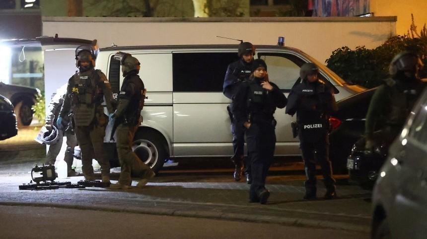 Президент Германии назвал «террористическим актом насилия» стрельбу вХанау