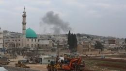 Подземный город террористов обнаружили вСирии