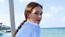 «Гарику выговор!»— Кристина Асмус продемонстрировала, как поглощает доширак