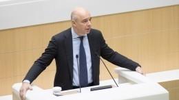 Силуанов заявил очрезмерной налоговой нагрузке натруд