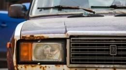 Минпромторг предлагает резко повысить транспортный налог наавтохлам