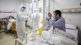 Эпидемия коронавируса приближается кпику— эксперт