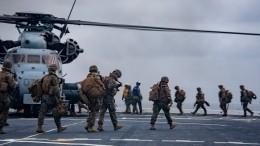 США провели учения наслучай российской ядерной атаки вЕвропе