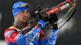 СБР: Биатлониста Логинова подозревают вповторном нарушении антидопинговых правил