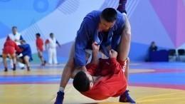 Первый чемпионат Лиги боевого самбо проходит вСочи